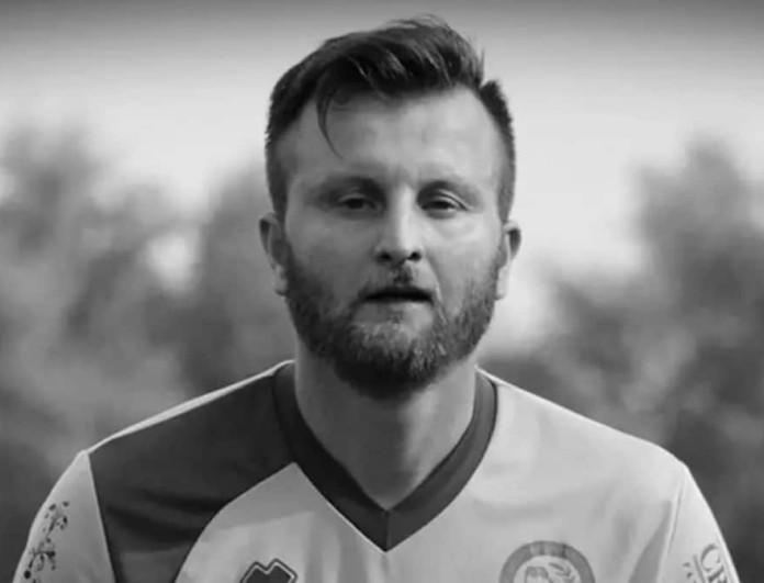 Νεκρός ο 36χρονος προπονητής Κώστας Αργυρόπουλος