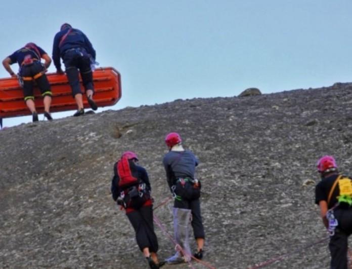 Τραγωδία στον Όλυμπο: Νεκρός εντοπίστηκε ο αγνοούμενος ορειβάτης