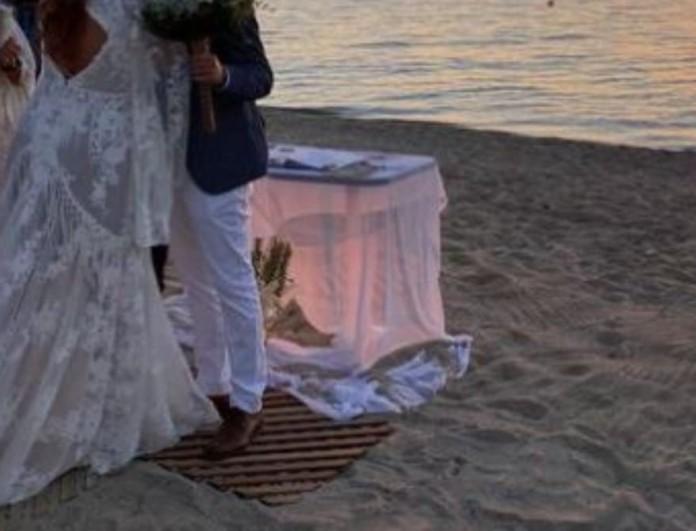 Παντρεύτηκε παίκτης του MasterChef 5