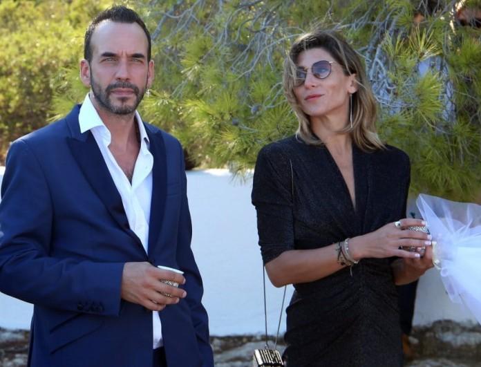 Έτοιμος να κάνει το επόμενο βήμα στη σχέση του με την Τζίνα Βαρελά ο Πάνος Μουζουράκης
