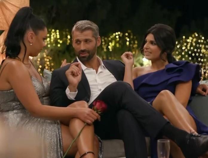 The Bachelor 2: Ο Αλέξης Παππάς απέρριψε το φιλί παίκτριας