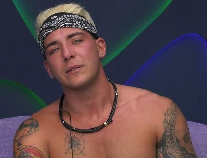Big Brother - αποκλειστικό: Μαρτυρικό βράδυ για τον Παναγιώτη Πέτσα στο σπίτι