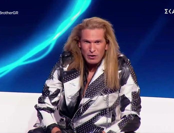 Big Brother 2: Ο Πυργίδης αποκάλυψε την αλήθεια για τη σχέση του με την Άννα Μαρία