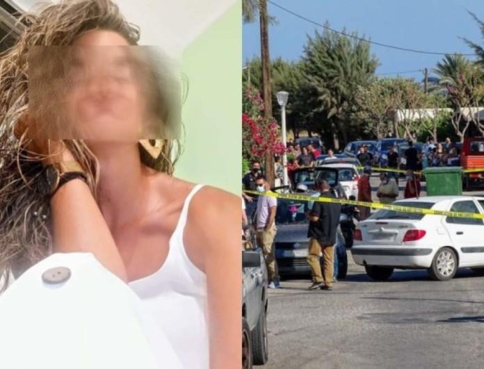 Έγκλημα στη Ρόδο: Το τελευταίο τηλεφώνημα της άτυχης Δώρας – «Γλίτωσα από τον εφιάλτη»