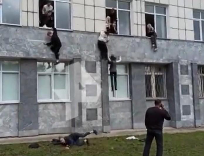 Σοκ στην Ρωσία: Πυροβολισμοί σε πανεπιστήμιο στην Σιβηρία! Τρεις νεκροί