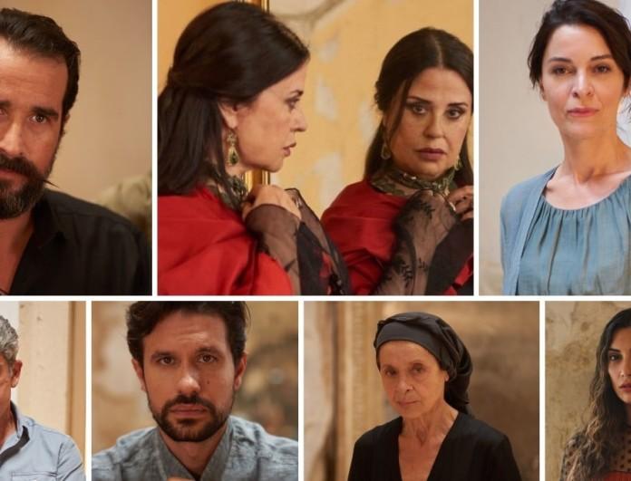 Αποκλειστικό: Το κασέ των ηθοποιών στη νέα σειρά Σασμός του ALPHA