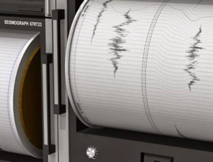 Σεισμός τώρα βορειοανατολικά της Ρόδου