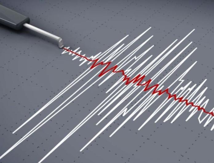 Σεισμός στην Μυτιλήνη