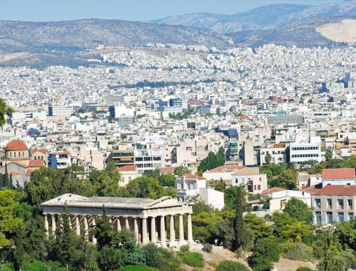 Ασθενής σεισμός στην Αθήνα