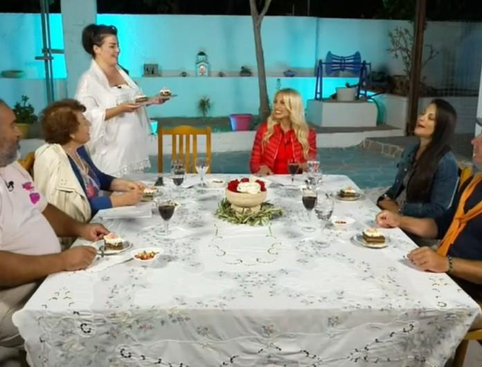 Κάτι Ξαναψήνεται: Η έκπληξη που δέχτηκε η Κωνσταντίνα Σπυροπούλου από τους παίκτες για τα γενέθλιά της