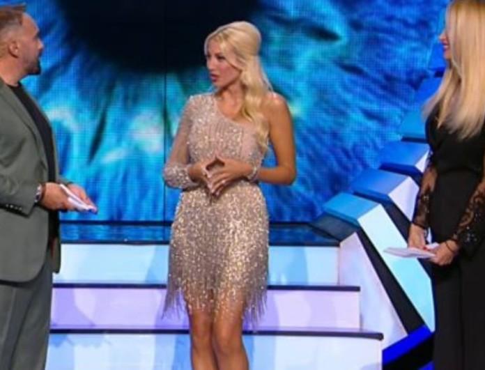 Big Brother 2: Απαστράπτουσα και... αργοπορημένη η Κωνσταντίνα Σπυροπούλου στο 4ο live