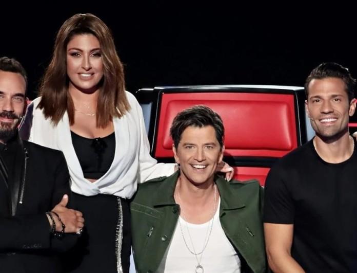 Τηλεθέαση (18/9): Τι νούμερα έκανε το The Voice στην πρεμιέρα του