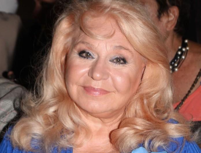 Σοκάρει η Τιτίκα Στασινοπούλου: «Μεγάλος πρωταγωνιστής μου είπε να αφήσω το εσώρουχο μου στο...»