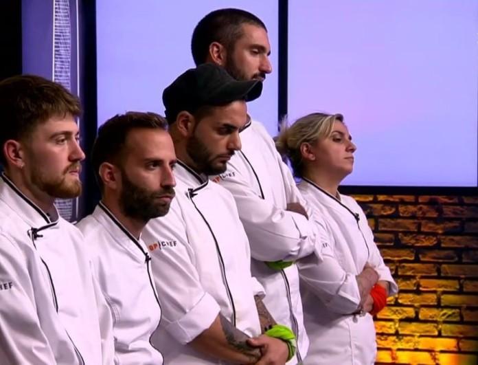 Top Chef: Αυτός ο παίκτης αποχώρησε