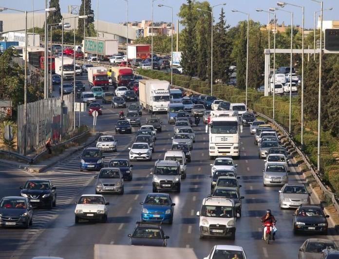 Κλειστή η Εθνική Αθηνών - Κορίνθου στον Ασπρόπυργο λόγω σοβαρού τροχαίου
