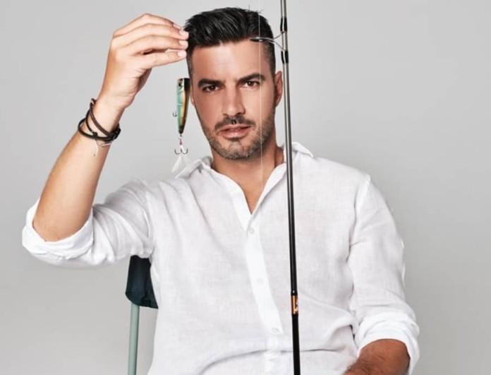 Fishy: Πασίγνωστος τραγουδιστής ο πρώτος καλεσμένος στην νέα εκπομπή του Γιάννη Τσιμιτσέλη