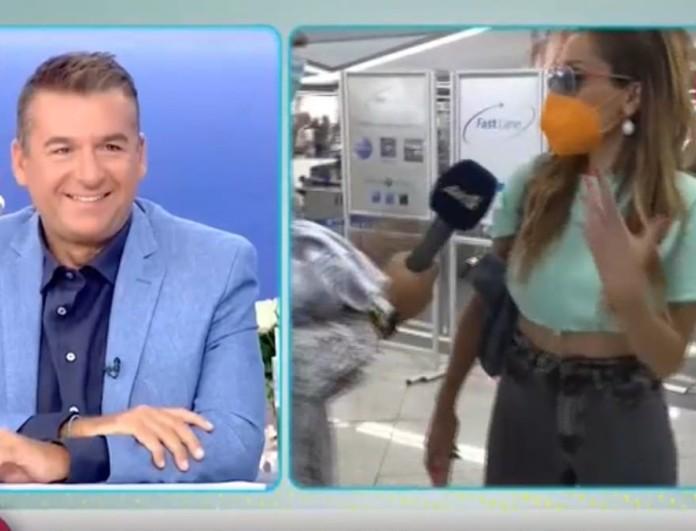Το Πρωινό: Η on air αποκάλυψη του Λιάγκα για την Βανδή - «Ο νέος άντρας στη ζωή της είναι αυτός που...»