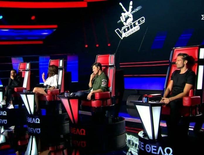 The Voice - highlights 25/9: Η έξαλλη Παπαρίζου με τον Αργυρό και η εξομολόγηση για το αλκοόλ και τα κιλά