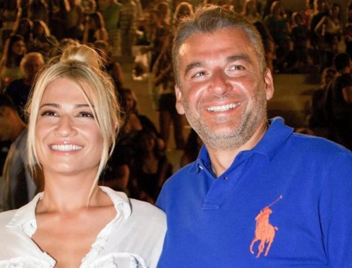Ευτυχισμένοι Λιάγκας - Σκορδά! Χαρμόσυνα νέα για το πρώην ζευγάρι