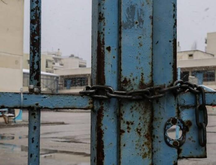 Κακοκαιρία «Μπάλλος»: Κλειστά αύριο τα σχολεία στην Αττική