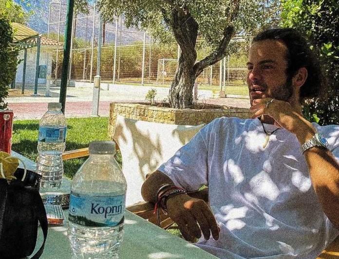Άγγελος Λάτσιος: Ο γιος της Ελένης Μενεγάκη όπως δεν τον έχετε ξαναδεί - Χιλιάδες αντιδράσεις στις φωτογραφίες του