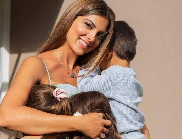 Χαμόγελα ευτυχίας για την Σταματίνα Τσιμτσιλή - Έγινε γνωστό σήμερα το πρωί