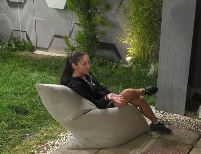 Big Brother 2: Έξαλλη η Ανχελίτα - «Εδώ μέσα θα γίνει μακελειό»