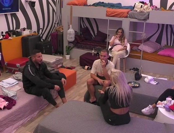 Big Brother 2 - highlights 7/10: Υποψήφιος ο
