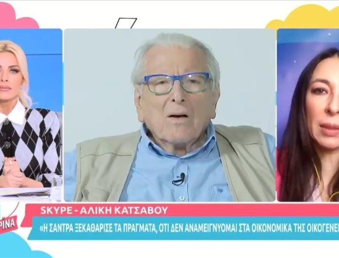 Αλίκη Κατσαβού για Σάντρα Βουτσά:  «Βοήθησε να ξεκαθαριστούν οι παρανοήσεις»