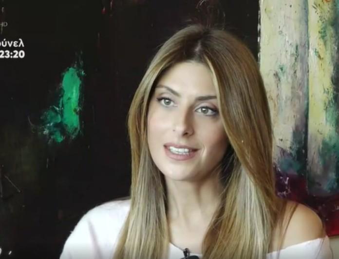 Ανθή Σαλαγκούδη: «Αυτή τη στιγμή είμαι στη διαδικασία κατάψυξης ωαρίων»