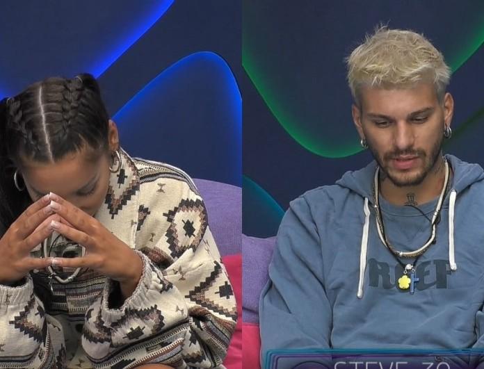 Big Brother 2: «Κατέρρευσαν» Ανχελίτα και Στηβ με την αποχώρηση της Σύλιας