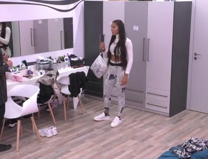 Big Brother 2 - Ανχελίτα: «Θα πάρω το βέτο και θα κάνω σόου»