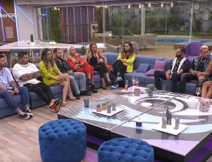 Big Brother 2: Αυτοί είναι οι πρώτοι υποψήφιοι προς αποχώρηση
