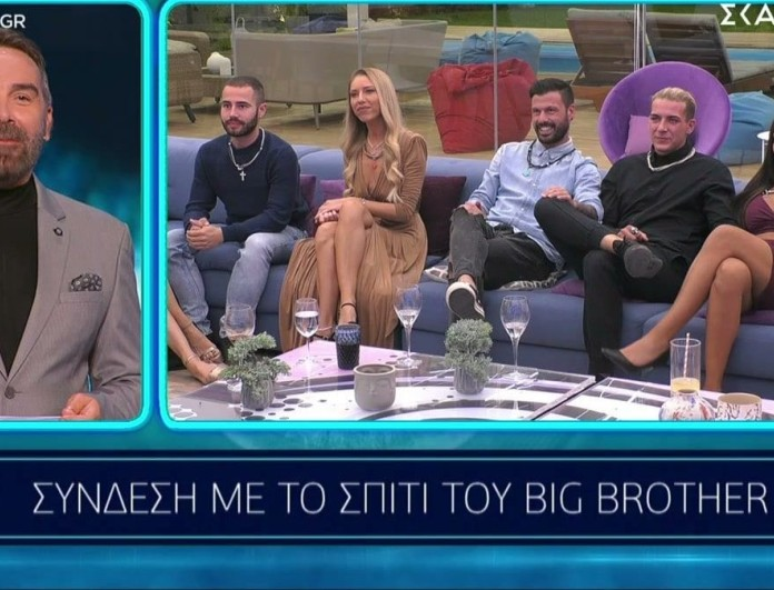 Big Brother 2: Ξέσπασαν σε κλάματα μετά την ανακοίνωση του παίκτη που αποχώρησε από το σπίτι
