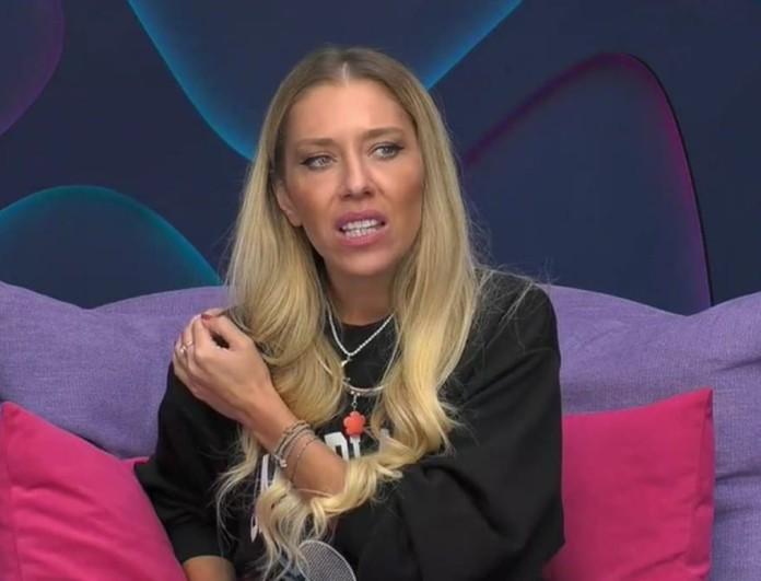 Big Brother 2: Στο πλευρό της Ευδοκίας η Μαίρη -