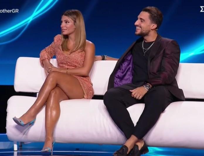 Big Brother 2: «Να σου πω, έξαλλη είσαι!» - Η σπόντα της Ναταλί στην Μαριαλένα