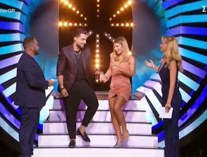 Big Brother 2: Σάκης και Μαριαλένα οι αποψινοί καλεσμένοι - Η έκπληξη που ετοίμασαν για Γκουντάρα και Κάκκαβα