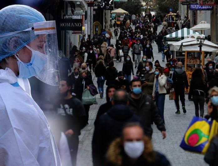 Κορωνοϊός: Αυτά είναι τα νέα κρούσματα στην Ελλάδα