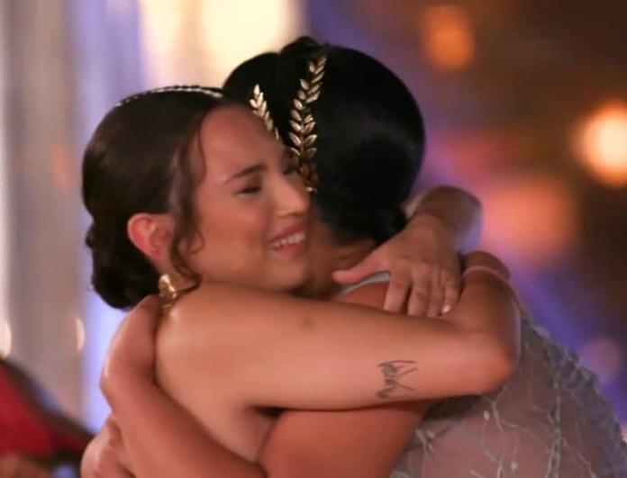 The Bachelor 2: «Λύγισε» η Ιζαμπέλα με τα λόγια της Έλεν