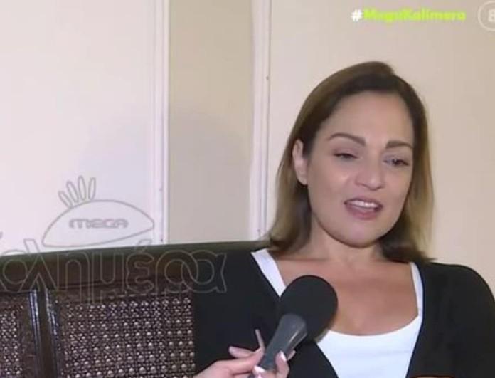 Ραγίζει καρδιές η Ελένη Καρακάση - «Προσπαθήσαμε να κάνουμε παιδί αλλά...»