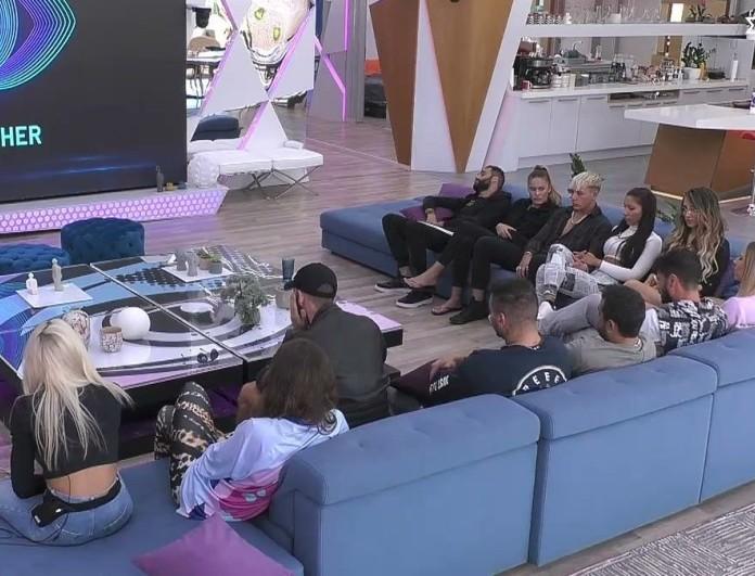 Big Brother 2 - highlights 14/10: Η ξαφνική αποχώρηση και οι άγριοι τσακωμοί