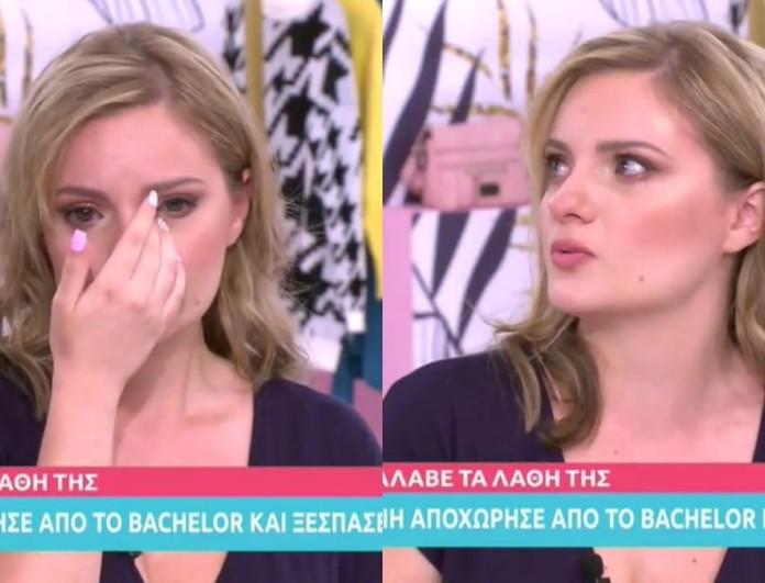 The Bachelor 2 - Φαίη: Ξέσπασε σε κλάματα - Κατήγγειλε δημόσια συμπαίκτριά της