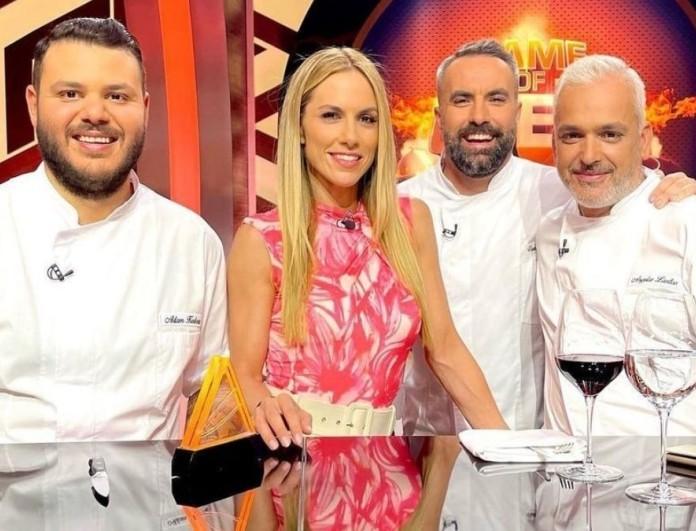 «Είναι νωρίς για συμπεράσματα» - Η αφοπλιστική απάντηση της Ντορέττας για τα χαμηλά νούμερα του Game Of Chefs