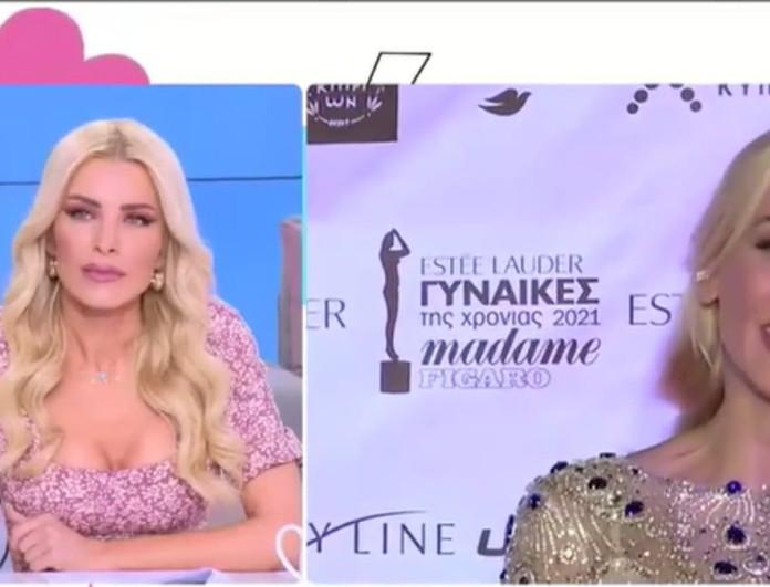 Κατερίνα Καινούργιου: «Έχουμε προχωρήσει σαν εκπομπή, δείχνουμε και πλάνα από πρώην μου»