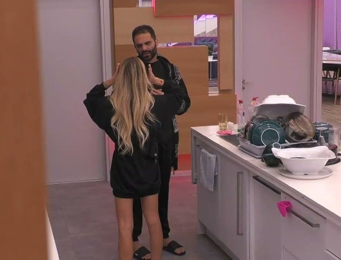 Big Brother 2: Κώστας σε Μαίρη - «Γουστάρεις πολύ τον Στηβ»