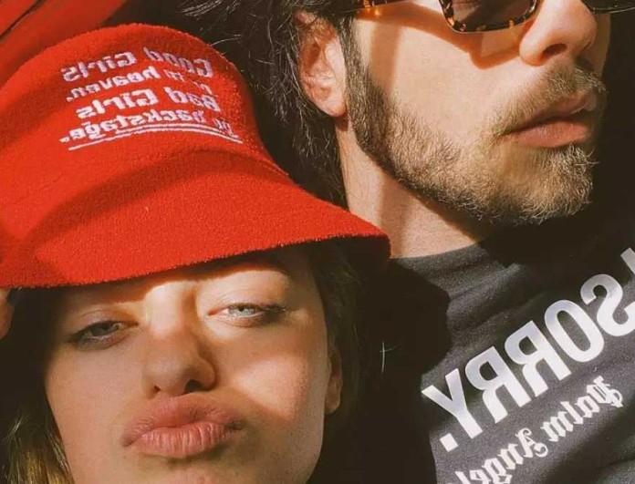 Άγγελος Λάτσιος - Γαία Μερκούρη: Η τρυφερή ανάρτηση στο Instagram