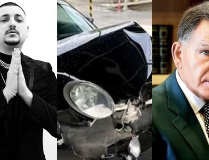 Ανατριχιαστικό - Mad Clip και Αλέξης Κούγιας είχαν ακριβώς το ίδιο τροχαίο και...αμάξι