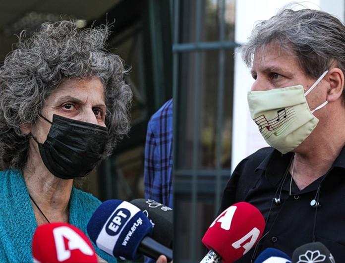 Νίκος Κουρής: Καλεί με εξώδικο τη Μαργαρίτα Θεοδωράκη για τεστ DNA