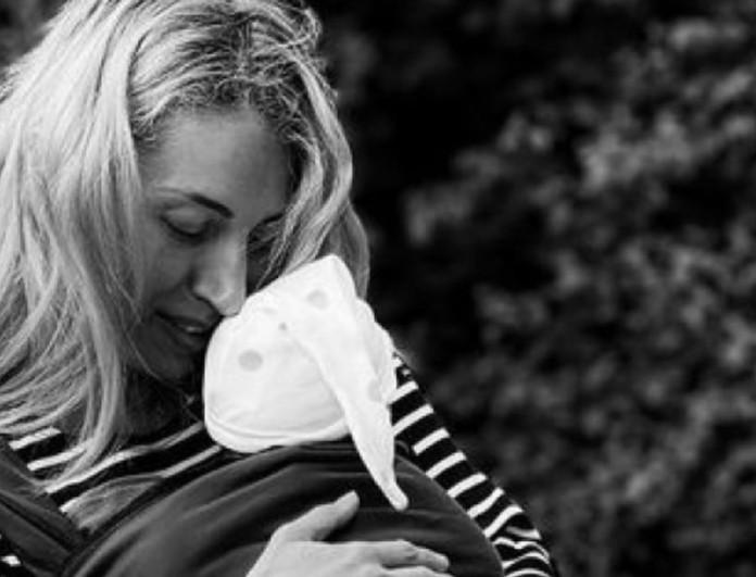 Μαρία Ηλιάκη: Οι άκρως τρυφερές αναρτήσεις με την κορούλα της