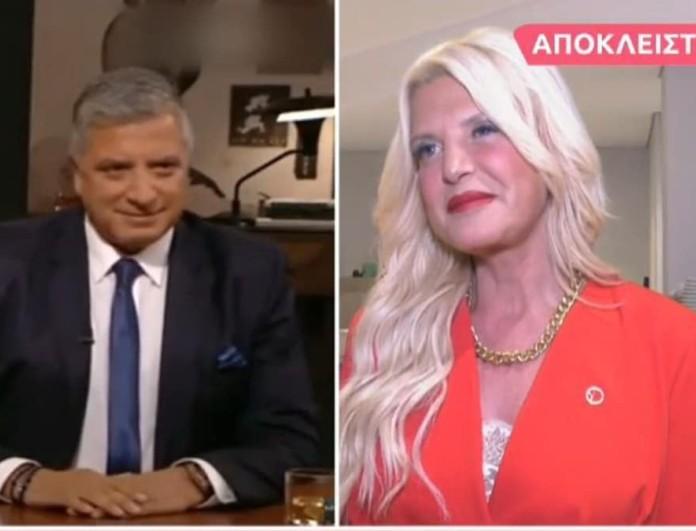 Ξανά μαζί Μαρίνα και Γιώργος Πατούλης; Η δήλωση που προκάλεσε ερωτηματικά
